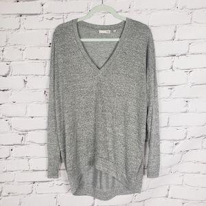 Wilfred Free Reposa Knit Gray Top